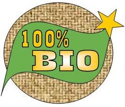 LOGO 100 per cento bio
